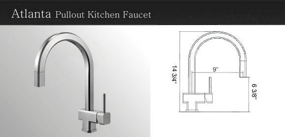 castle bay staineless steel kitchen faucet atlanta pinnacle rh pinnaclekitchens ca